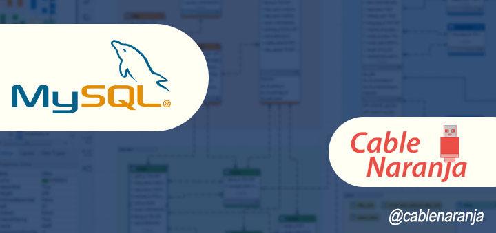 MySQL-CableNaranja