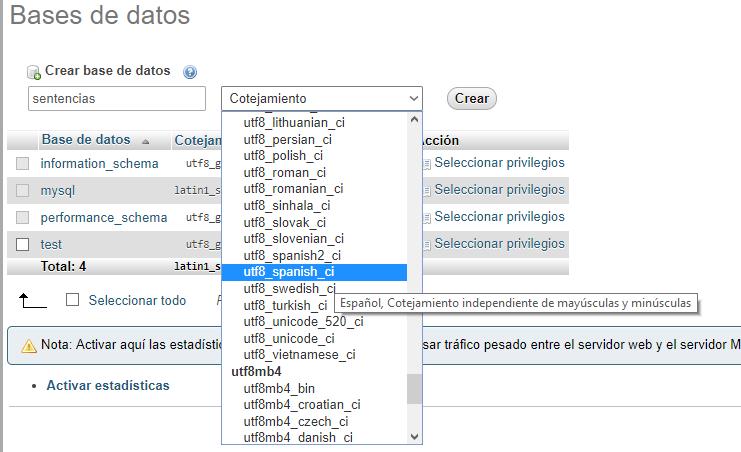 Sentencias Preparadas en PHP, en CableNaranja