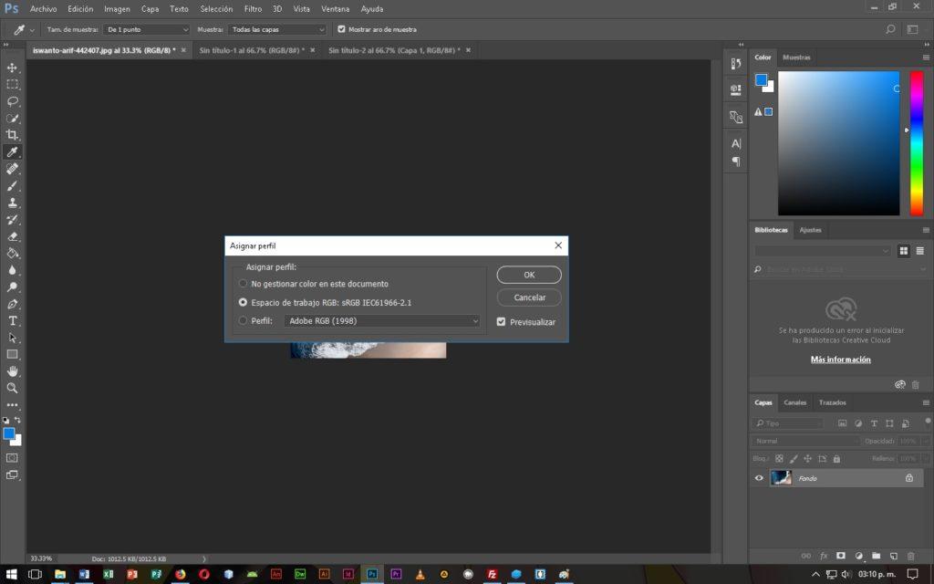 Optimizar Imágenes en Photoshop para Web - CableNaranja