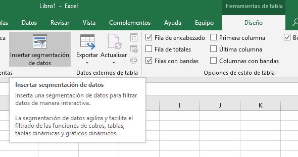 Aplicar formato como tabla en Excel, CableNaranja