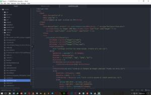 Atom Web Editor en CableNaranja