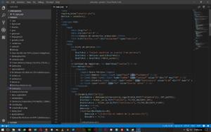 Visual Studio Code IDE en CableNaranja