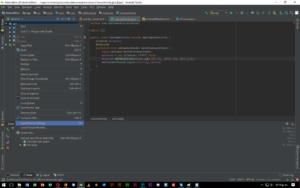 Como Cambiar API Minimo Android Studio, CableNaranja