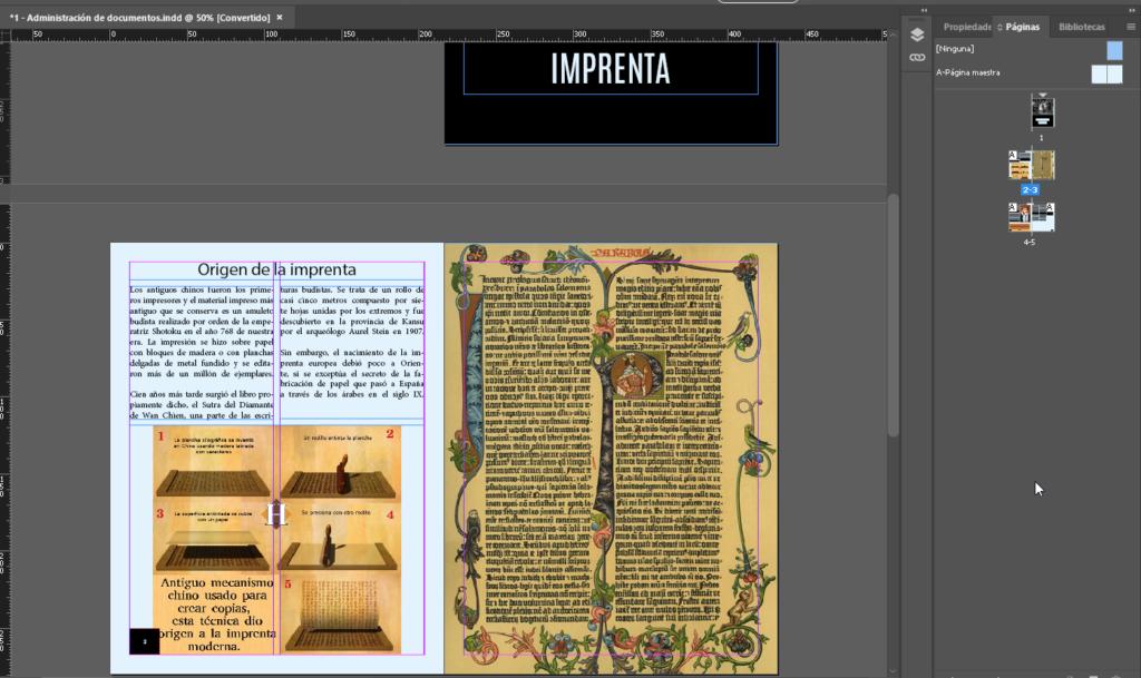 Como colocar números de página en Adobe InDesign - CableNaranja