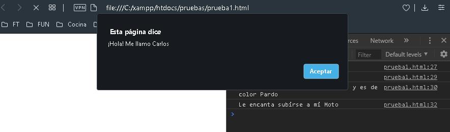 Como construir objetos en JavaScript - CableNaranja