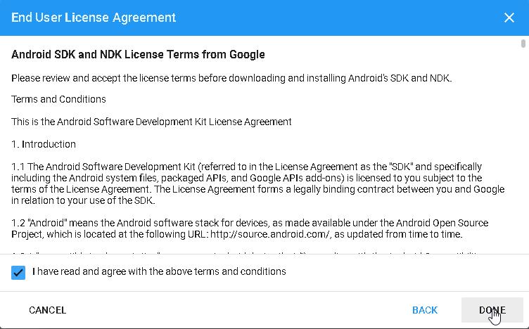 Como Ajustar Projecto Unity Para Android CableNaranja11