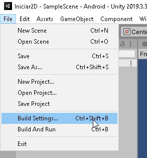 Como ajustar un proyecto de Unity para Android - CableNaranja